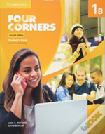 Four Corners Level 1b Student'S Book With Online Self-Study