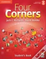 Four Corners Level 2 Student'S Book With Self-Study Cd-Rom