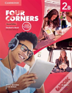 Four Corners Level 2b Student'S Book With Online Self-Study And Online Workbook