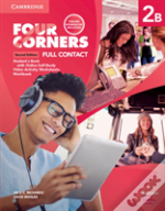 Four Corners Level 2b Super Value Pack (Full Contact With Self-Study And Online Workbook)