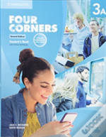 Four Corners Level 3a Student'S Book With Online Self-Study And Online Workbook
