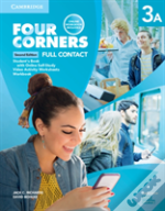 Four Corners Level 3a Super Value Pack (Full Contact With Self-Study And Online Workbook)
