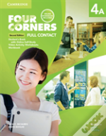 Four Corners Level 4a Super Value Pack (Full Contact With Self-Study And Online Workbook)