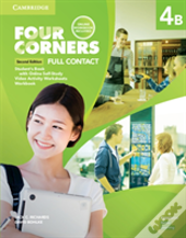 Four Corners Level 4b Super Value Pack (Full Contact With Self-Study And Online Workbook)