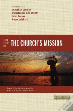 Wook.pt - Four Views On The Church'S Mission