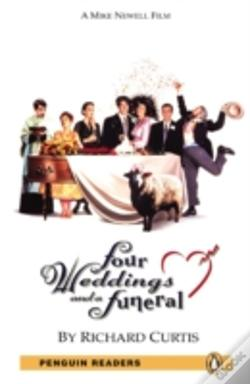 Wook.pt - Four Weddings And A Funeral