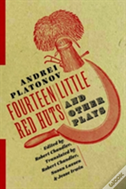 Wook.pt - Fourteen Little Red Huts And Other Plays