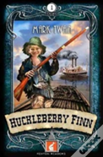 Foxton Readers: The Adventures Of Huckleberry Finn