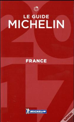 Wook.pt - France - Le Guide Michelin 2017