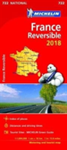 France - Reversible 2018 National Map 722