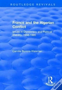 Wook.pt - France And The Algerian Conflict