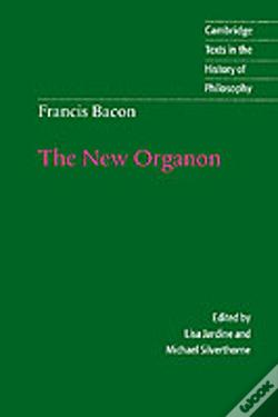 Wook.pt - Francis Bacon: The New Organon
