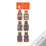 Frank Lloyd Wright Designs Magnetic Bookmarks