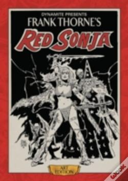 Wook.pt - Frank Thorne'S Red Sonja