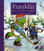 Franklin Joue Au Hockey Sur Glace