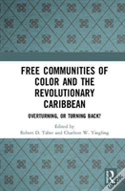 Wook.pt - Free Communities Of Color And The Revolutionary Caribbean