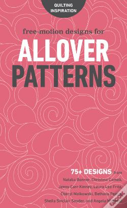 Wook.pt - Free-Motion Designs For Allover Patterns