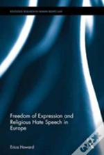 Freedom Of Expression And Religious Hate Speech
