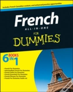 Wook.pt - French All-In-One For Dummies