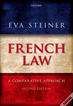 Wook.pt - French Law A Comparative Approach 2e Pap