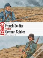 French Soldier Vs German Soldier