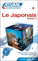 French Speakers: Japonais Sans Peine - Tomo 1