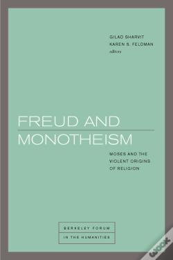 Wook.pt - Freud And Monotheism