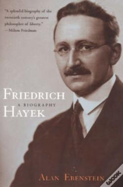 Wook.pt - Friedrich Hayek: A Biography