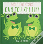 Frog & Friends Can You See Me