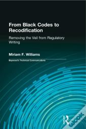 From Black Codes To Recodification