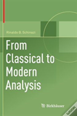 Wook.pt - From Classical To Modern Analysis