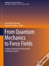 From Quantum Mechanics To Force Fields