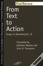 From Text To Action: Essays In Hermeneutics