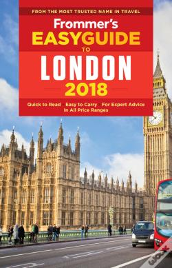 Wook.pt - Frommer'S Easyguide To London 2018
