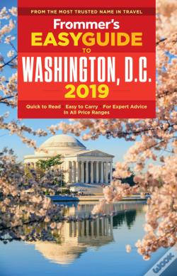 Wook.pt - Frommer'S Easyguide To Washington, D.C. 2019