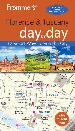 Wook.pt - Frommer'S Florence And Tuscany Day By Day