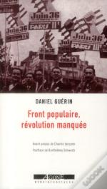 Front Populaire, Revolution Manquee