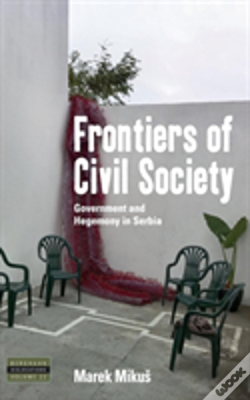 Wook.pt - Frontiers Of Civil Society