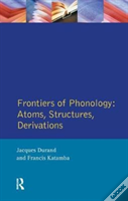 Wook.pt - Frontiers Of Phonology