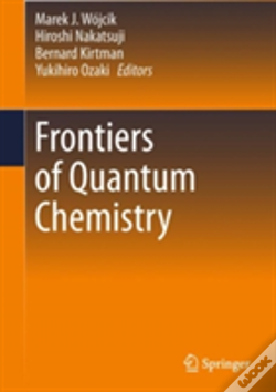 Wook.pt - Frontiers Of Quantum Chemistry