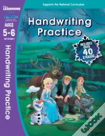 Frozen Magic Of The Northern Lights: Handwriting Practice (Ages 5-6)