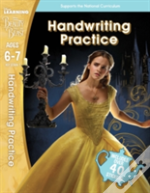 Frozen Magic Of The Northern Lights: Handwriting Practice (Ages 6-7)