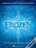 Frozen Music From The Motion Picture Soundtrack Big Note Piano Pf Bk