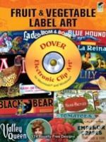 Fruit And Vegetable Label Art