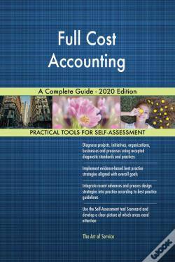 Wook.pt - Full Cost Accounting A Complete Guide - 2020 Edition