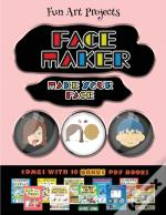 Fun Art Projects (Face Maker - Cut And Paste)