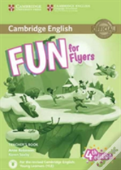 Fun For Flyers Teacher'S Book With Downloadable Audio