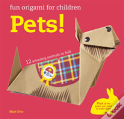 Wook.pt - Fun Origami For Children: Pets!