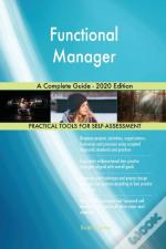 Functional Manager A Complete Guide - 2020 Edition