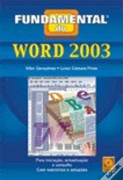 Wook.pt - Fundamental do Word 2003